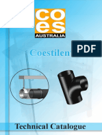 HDPE Technical Catalogue