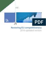 EIB Restoring EU Competitiveness Enγ