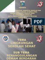 Materi Jumantik Sekolah 2015