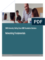 SMB University 120307 Networking Fundamentals