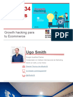 Masterclass IIMN - Growth Hacking Para Tu Ecommerce