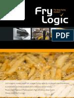Brochure Fry Logic - Engels