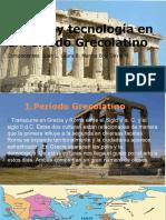 Ciencia y Tecnología en El Período Grecolatino