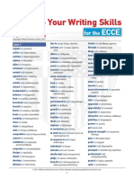 English Greek Ecce Writing Glossary Web