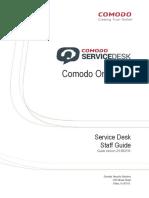 What is Service Desk?   Service Desk (ITSM) Software User Manual