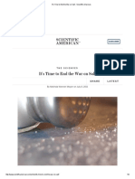 It's Time to End the War on Salt - Scientific American