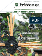 Tuxer Prattinge Ausgabe Herbst 2016
