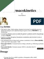 1.Pharmakokinetics