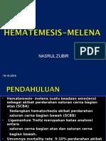 4.2.2.4 - Hematemesis Melena