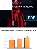 Grant and Funding from MyCreative Ventures Corporate