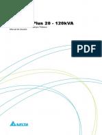 Manual Do Usuário - Série NH Plus 120 KVA - PRT_BRZ - Rev 12abr10