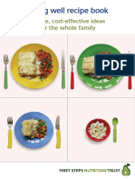 Eating Well Recipe Book_July 2014