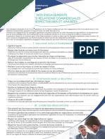 Charte FCD pour les négociations commerciales