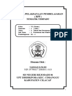 2. Rpp Kelas VI Tema 3 Sub 2 Pb 1