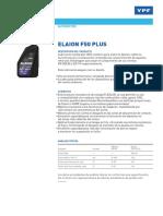 2015 Elaion F50 Plus