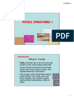 Materi 1 Pengantar Textile Structure [Compatibility Mode]