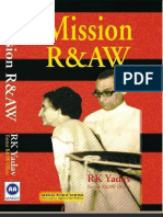 Mission R&AW - Yadav RK