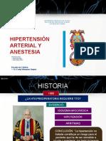HTA y anestesia