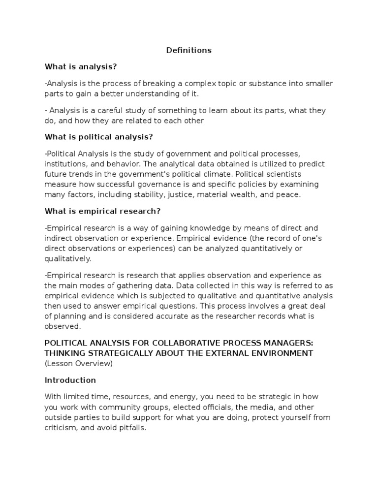 Analytical essay politics commercial property manager resume sample