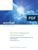 Cloud Insurance Accenture