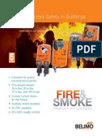 Belimo_Fire and Smoke Motorized Actuator