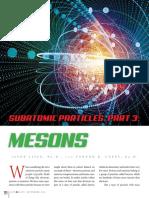 Subatomic Particles, Part 3