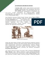 Sejarah Republik Indonesia Serikat