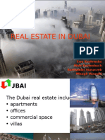 Real Estate in Dubai - Presentation