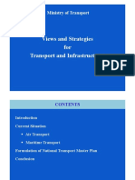 MOT Presentation on Transport