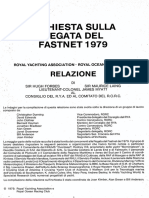 Inchiesta Fastnet 1979