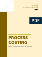 AFAR - Process Costing