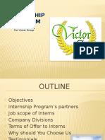 201602230811_Internship Program Ppt
