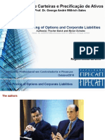 The Pricing of Options and Corporate Liabilities