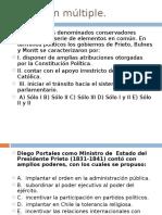 República Conservadora Ejercicios.