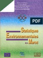 Statistiques Environnementales Au Maroc, 2002