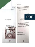 Teza doctorat Mirela Panainte si cartea profesorului Valentin Nedeff, puse în paralel