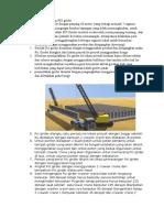 Metode Pelaksanaan PCI Girder