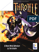 Full-throttle Dos 04cw