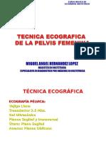 1. Tecnica Ecografica de La Pelvis Femenina