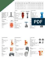 Componentes Cabezal y Arbol de Pozos