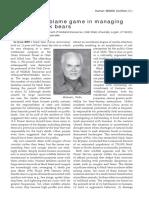 managing problems in black bears.pdf