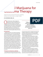 Marijuana for Glaucoma