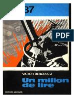 Victor Bercescu - Un Milion de Lire (v 1.0)