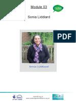 Module03 Sonia Liddiard