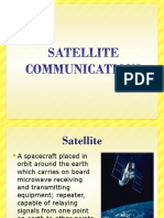 Satellite Communications Edge Final Draft