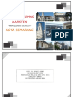 Karya Thomas Karsten Di Semarang
