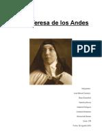 Santa Teresa de Los Andes (Autoguardado)