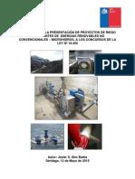 Manual Proyectos de Riego Con ERNC-Microhidros a Concursos Ley 18.450 Versión 2