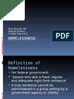 Bennett Homelessness (1)