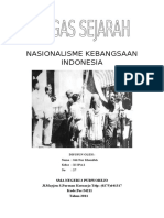 Nasionalisme Indonesia